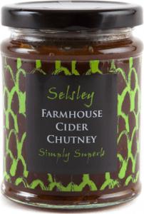 Selsley Foods Farmhouse Cider chutney