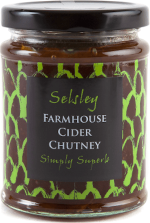Selsley Foods Farmhouse Cider chutney
