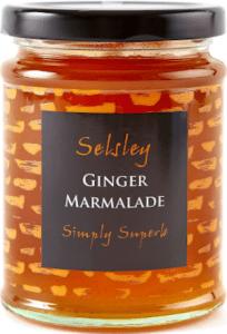 Selsley Foods Ginger Marmalade