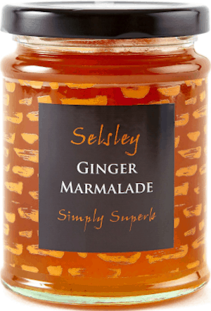 Selsley Foods Ginger Marmalade