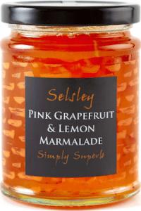 Selsley pink grapefruit & lemon