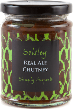selsley real ale chutney