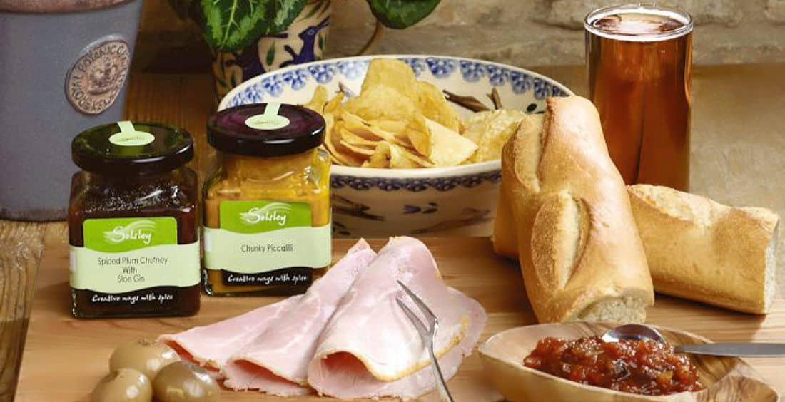 Ham-Chutney-cheese
