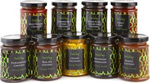 Selsley Foods range