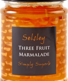 Selsley Three Fruits Marmalade