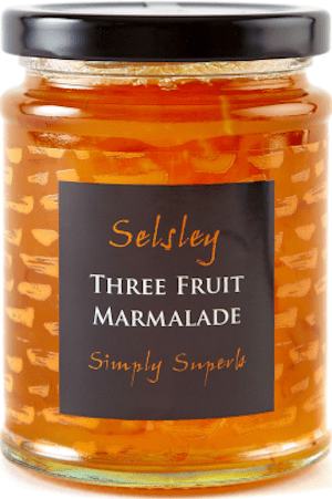 Selsley Three Fruits Marmalade
